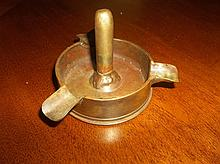 Trench Art Ashtray World War II