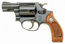 Smith & Wesson Model 36 Chiefs Special Revolver