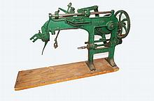 Mechanical Apple Peeler