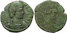Ancient Roman Julian II Coin