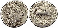 Ancient Roman Republic Coin