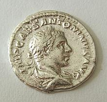 Sterling Silver Replica Roman Coin