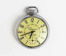 Vintage Ingraham  Autocrat Pocket Watch