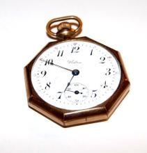 Langendorf Swiss Pocket Watch