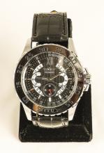 Men's Sports Mechanical Tachymeter Watch