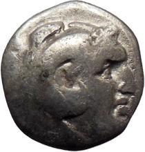 Greek Silver Tetrobol, 281-200 B.C.