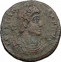 Ancient Roman Coin Constans 337-350 A.D.