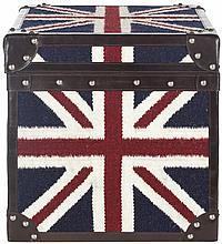 England Union Jack Square Trunk