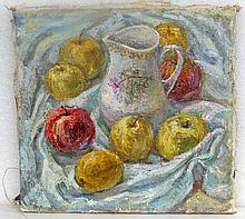 Maldova Still Life Oil Painting on Canvas