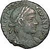 Ancient Roman Coin Constantius II 337-361 A.D.