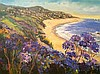 Laguna Beach Giclee on Canvas