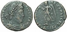 Ancient Roman Valentinian I Coin