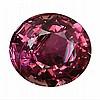 3.60ct Oval Cut Violet Pink Tourmaline