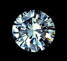 Bianco 6 Carat Round Brilliant Cut Diamond