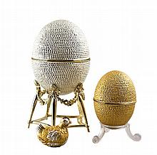 Faberge Inspired Egg