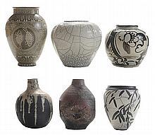 Group of 6 Ceramic Items