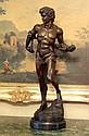 Jason and the Golden Fleece Bronze Sculpture