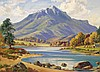 'Loch Acuray And Ben Venue' By William Russe MA