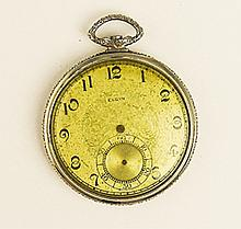 Men's Antique Elgin Pocket Watch