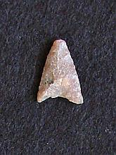 Sahara Neolithic point, measures approx 1 inch