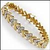 0.92 CTW Diamond Fine Bracelet