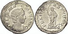 Ancient Roman Julia Mamaea Coin