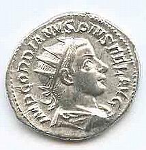 Ancient Roman Coin Gordian III 238-244 AD