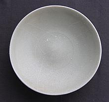A Song Longquan Celadon Lotus Bowl
