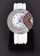 Elegant Casual Women's Watch W/rhinestones