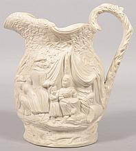 Parian Pitcher.