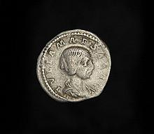 Ancient Roman Coin Grandmother of Elagabalus