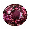 3.60ct Oval Cut Violet Pink Tourmaline