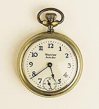 Men's Antique Westclox Ben Pocket Watch