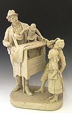 John Rogers, inSchool Days,in 19th c., patinated p