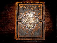 1892 Family Holy Bible Owned by Civil War POW