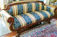 1830 American Sofa (New York)