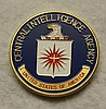US CENTRAL INTELLIGENCE AGENCY COIN