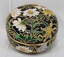 Beautiful Cloisonné Small Jewelry Box