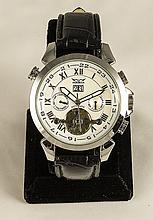 Men's Elegant Tourbillon Watch
