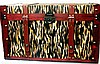 Safari Tiger Print Trunk