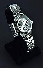 Women's Stainless Steel Sports Wrist Watch