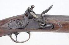 ENGLISH MADE 19TH CENTURY FLINTLOCK