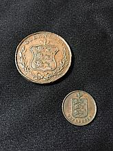 1830's Guernesey Doubles Coins