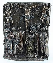 Crucifixion of Jesus Christ at Mount Calvary