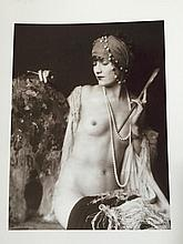French Art Deco Nude Photograph