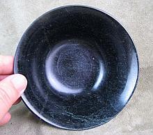 Hand Carved Natural Serpentine Bowl