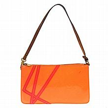 LOUIS VUITTON Vernis Lexington Leather Bag