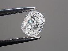 Bianco 6 Carat Cushion Cut Diamond