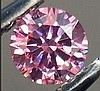 Bianco 4 Carat Round Brilliant Cut Pink Diamond