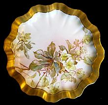 Victorian Royal Doulton Burslem Charger